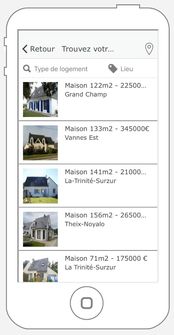 Cr er une application mobile et un site pour notaire sw - Frais de notaire pour l achat d un garage ...