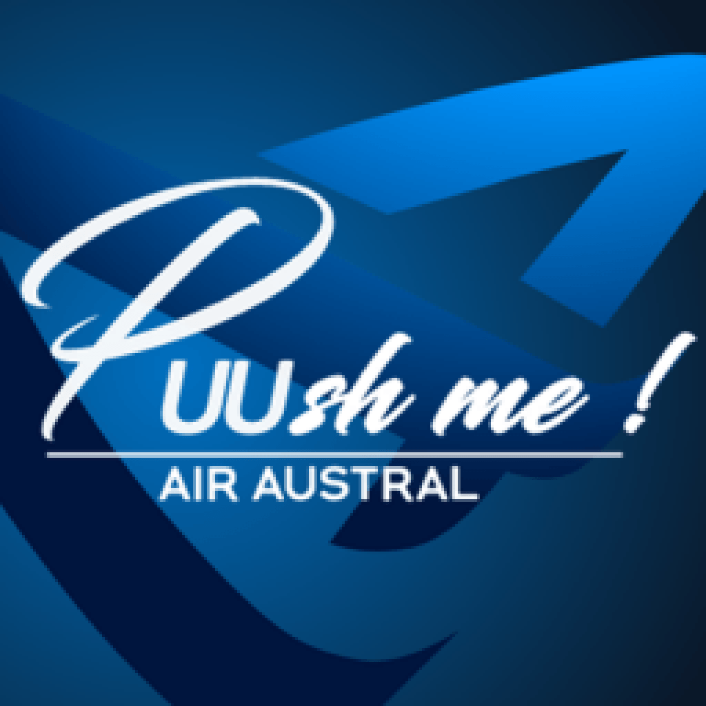 Puush Me Air Austral
