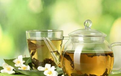 Boutique et commerce de thé